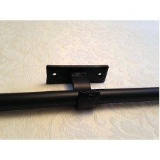 Centre Support  Bracket For 20mm Wrought Iron Curtain Pole