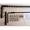 Portiere Rods
